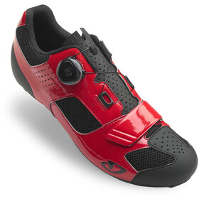Giro Trans Boa Chaussures Homme, bright red/black